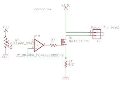 constant current schematic